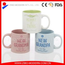 tazza di ceramica colorata 18.5oz con la stampa