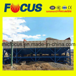 뜨거운 세일! 콘크리트 배칭 플랜트용 콘크리트 골재 배쳐 PLD2400