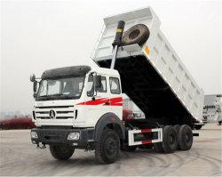 Beibenの頑丈なトラック6X4 30tonのダンプカーのダンプトラック