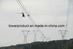 Extra haute tension CC EHVDC les tours de transmission (tour)