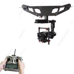 Greenbull Fliegen-Katze Cablecam ein guter Partner des Drohne