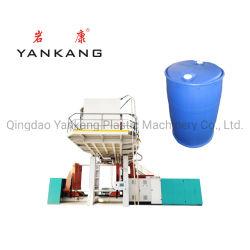 220 HDPE van de liter Plastic Dubbele het Vormen van de Slag van het Vat van de Tank van de Olie van de Trommel van de Ring/van de Trommel van de Flens Chemische Machine
