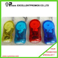 3 LED Dynamo presse à main de Charge de lampe torche lampe de poche (EP-T9012)