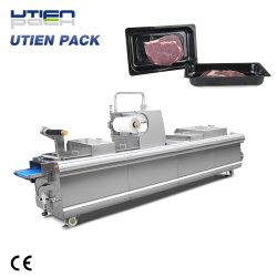 Geavanceerde technologie Beef Meat Poultry Vacuum Skin Packaging machine