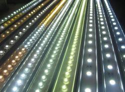 Tira de LEDS CC12V 5050 SMD LED rígidas el perfil de TIRA DE LEDS