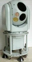 海軍マルチセンサーのMwirによって冷却される熱カメラのTVカメラおよび20kmレーザーの距離計Eo IRのカメラシステム