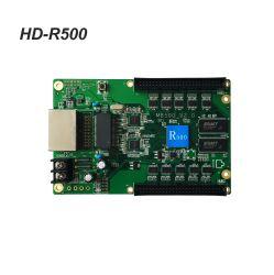 Affichage LED de couleur plein écran LED de contrôleur de carte de récepteur Huidu R501 R500 R512