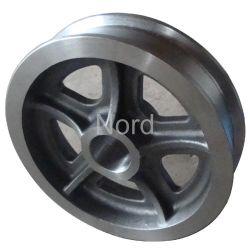 Casting/Rodas forjadas em aço para /Trem/locomotiva/Wagon