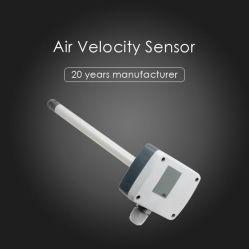 Instrument de laboratoire Eleai Mécanique des Fluides Anémomètre à fil chaud tachymètre analogique électronique peluches porte d'accès d'interruption du système de CVC