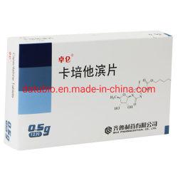 FDA van China verklaarde Doos de Tegen kanker van de Pillen van de Pillen 500mg 12 van de Tabletten van Capecitabine van de Drug voor Verkoop