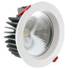 15W/20W/25W/30W/40W vers le bas de plafond à LED de lumière pour l'éclairage commercial