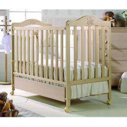 أثاث خشبي صديق للبيئة للأطفال سرير للأطفال الرضع للأطفال الرضع