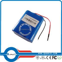 Haute qualité 8.4Ah Li-ion 7.4V batterie rechargeable