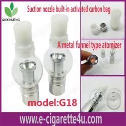 La plus récente d'E-Cig vaporisateur électroniques personnels globe de verre d'atomiseur vaporisateur portatif