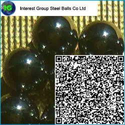 Шарик для роликов / велосипед шарик / низкоуглеродистой стали шарики / шарики из высокоуглеродистой