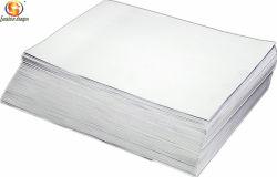 Stampa in ufficio di carta A4 da 80 g con bianchi elevati