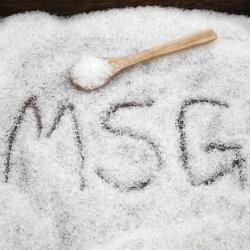 Msg glutamato de monossódio aditivo alimentar Halal Certificação HACCP