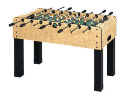 "14 "" Fußball Table mit Eyebird PVC Coated"