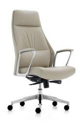고급스럽고 현대적인 직물/가죽 인체공학적 데스크 현대적인 이그제큐티브 컴퓨터 보드룸 오피스 의자
