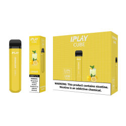 Uitrusting van Vape van de Aanzet van de Verstuiver van de Peul van de Sigaret 850mAh van Iplay de Beschikbare Elektronische