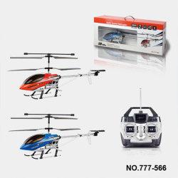 RC jouet : R/C Hélicoptère (3-CH, avec gyroscope, Big alliage, 777-566)