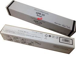 El RPG-35/Npg51/C-EXV33 Toner para uso en IR2520/2525/2530.