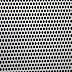Perforated Mesh Type 및 Stainless Steel Wire Material Perforated Metal 메시 스피커 그릴