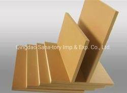 Hoogwaardig PVC WPC Plastic Celuka schuimboard van 3-35 mm voor Meubilair/Decoratie/Kabinet Bouwmateriaal