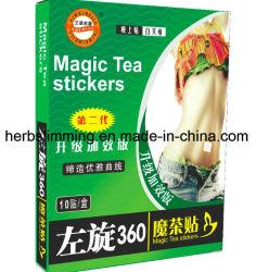 Medicamentos para o Magic autocolantes de chá com patch de Emagrecimento