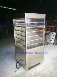 Industrieller mini elektrischer Mehlkloß-Dampfer /5 7 8 Reihe-Gas-Typ Momo Nahrungsmitteldampfer