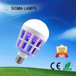 시그마 전자 재충전용 10W 12W 15W B22 E27 반대로 버그 Zapper 유해물 곤충 모기 살해 살인자 LED 램프