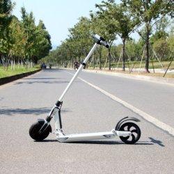 Личный транспорт наружных складывающихся скутер S1 для Christma