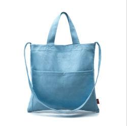Мода Single-Shoulder Canvas Чистого цвета подушки безопасности