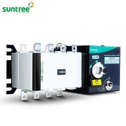 SuntreeのパソコンのクラスATSの転換スイッチ16-3200A発電機のための自動転送スイッチ