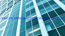 Супер качества по борьбе с УФ теплового сопротивления углубить цвет вилла стеклянной стеной покрытие