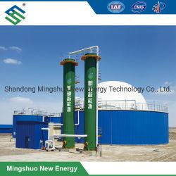 El equipo de desulfuración en seco para la extracción de sulfuro de hidrógeno