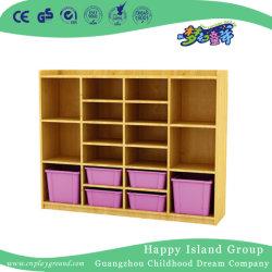 La escuela Centro Armario de almacenamiento de madera maciza (HG-4502)