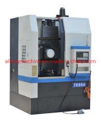 La herramienta eléctrica torno vertical CNC de descanso el equipo con estructura horizontal