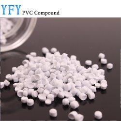 Más barato mejor precio de fábrica de baja de PVC virgen gránulos con una alta calidad