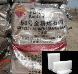 Kunlun completamente de la marca de Vela de cera de parafina refinada de decisiones, de goma