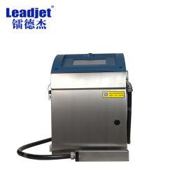 De Vervaldatum van de Printer van Inkjet van de Machine van de Druk van de Code van Leadjet Voor Plastic Zakken