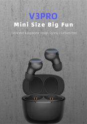 Tws Earbuds Bluetooth Kopfhörer-mini drahtloser Kopfhörer mit 2 Earbuds Freisprech