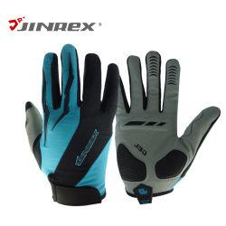 Fietsen Full Finger Sports Bike Bicycle Racing Glove Gel Padding Ademende Handschoen