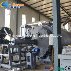 Kraftstoff Oi Raffinierungs-Pflanzenabfall-Motoröl-Destillieranlage