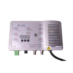 1 GHz récepteur optique 5-1000MHz avec chemin de retour à l'intérieur noeud optique