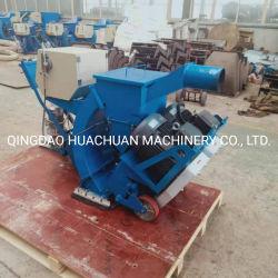 ماكينة تفجير اللقطات المتنقلة HC550 HC850 ذات العجلات المزدوجة