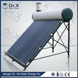 Preiswerter Preis-hohe Leistungsfähigkeits-nicht druckbelüfteter Solarwarmwasserbereiter