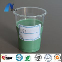 Populaire Anti-veryellowing Silicon PU Elastic Layer Qt Table Tennis Basketbal Banen Sport Surface Flooring Athletic Running Track