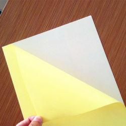 1.0mm starkes Papier abgedecktes Belüftung-Album-inneres Blatt