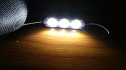 Ultra brillante de 1,5 W 12V de la luz del módulo de señalización LED